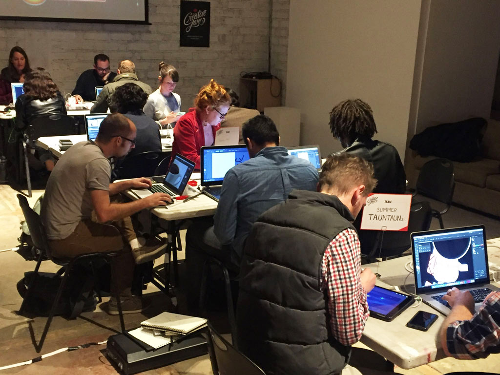 Adobe Creative Jam comes to Santa Fe
